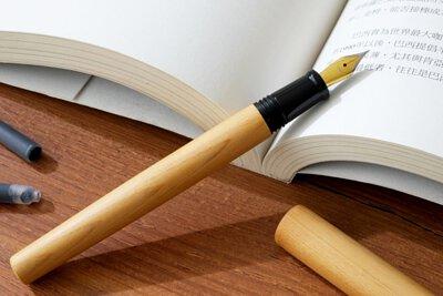 TENNY 台灣檜木系列 手工製高質感鋼筆