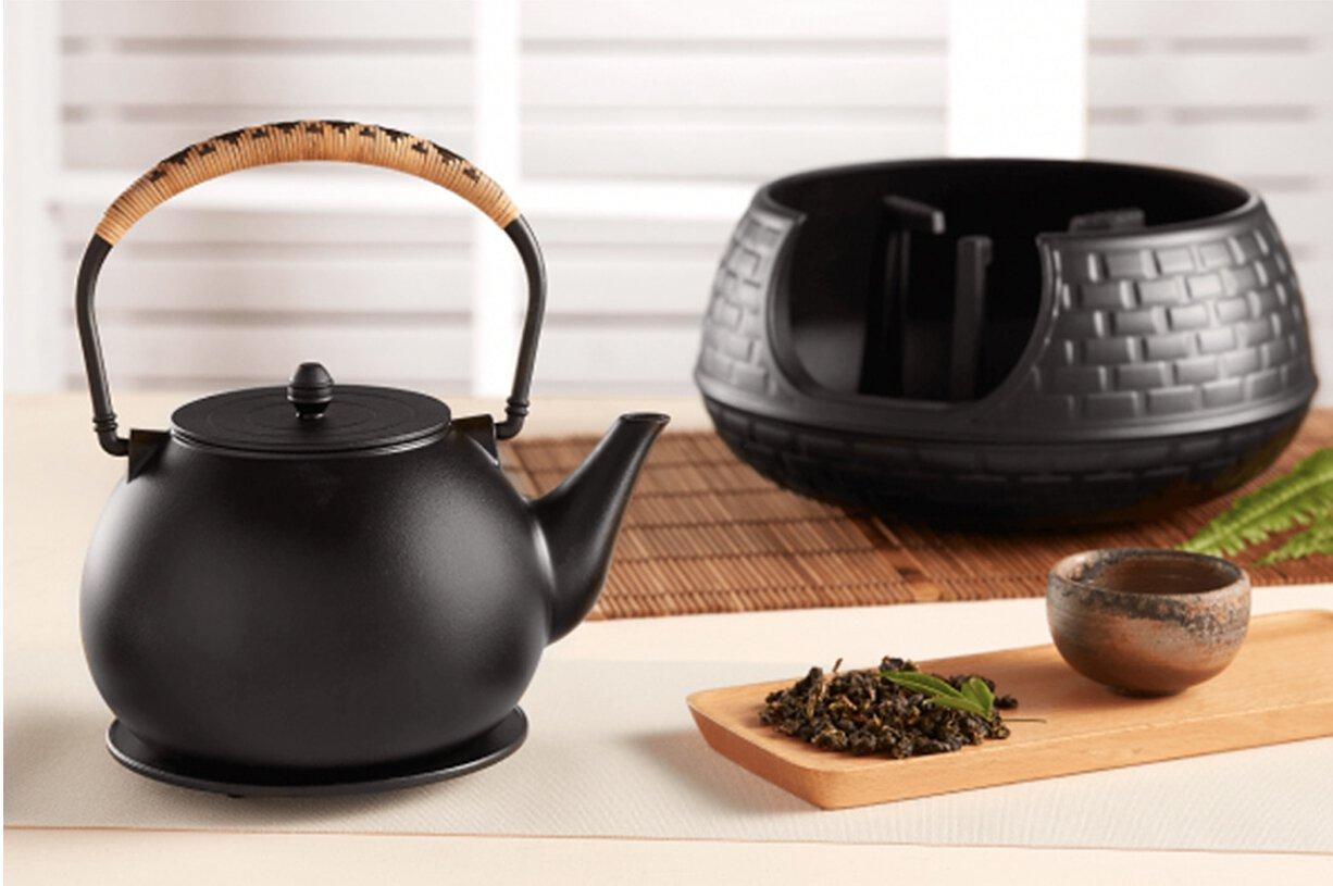 用鑄鐵壺喝水可以養生?購買前先了解鑄鐵壺功效、保養方法