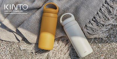 KINTO DAY OFF TUMBLER 真空雙層可提式保溫瓶