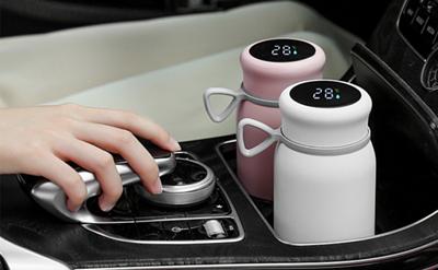 WarmKop 智能LED溫度顯示 多功能恆溫保溫瓶 (5色)