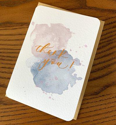 萬用卡一張 (送上感謝或祝福)