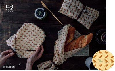 仁舟淨塑獨家創新研製款! 搭配彈性繩扣組,一蓋一拉,輕鬆保鮮。零侷限!