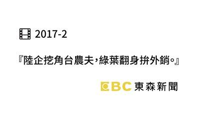 2017年東森新聞報導