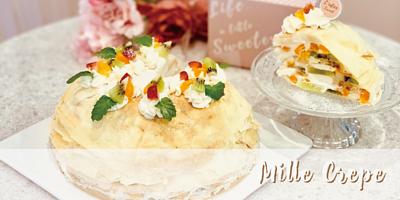 時甜千層蛋糕