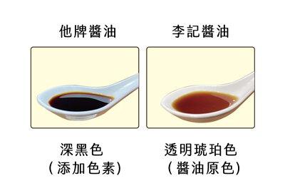 醬油比較圖