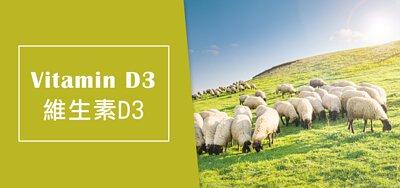 愛司盟熱門成份維生素d3