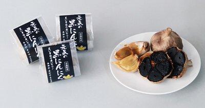 青森縣黑蒜, 發酵黑蒜, 日本黑蒜