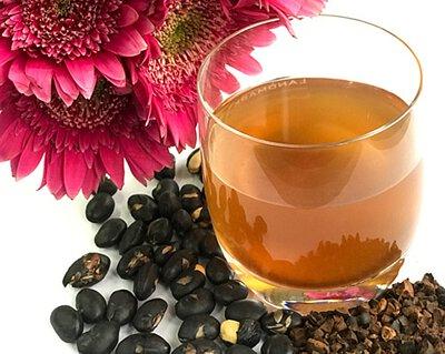 飲用黑豆茶是非常良好攝取營養的方式,補血、補肝腎,促進毛髮生長,令頭髮恢復光澤及變得茂密。