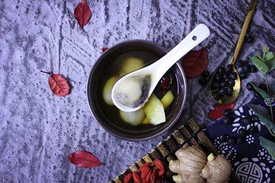 黑豆沙湯圓,黑豆,豆沙,黑豆食譜,做法,自家製,diy,黑豆, 酥餅 製作