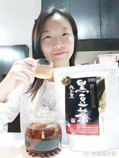 我就飲開日本製嘅 #嚴選丹波黑豆茶~ 以京都府丹波頂級篠山黑大豆製造, 非基因改造, 無咖啡因, 無添加, 真的非常健康~ 好鍾意黑豆嘅清香味道, 豆香濃郁, 好容易會唔覺意多飲幾杯~