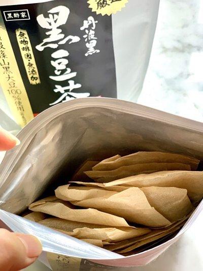 一袋有30個茶包,包裝係密實袋設計方便保存