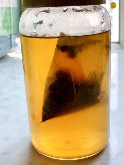 飲用方便,將一個茶包加一公升熱水浸泡5至10分鐘就飲得!香味仲可以保持兩日添