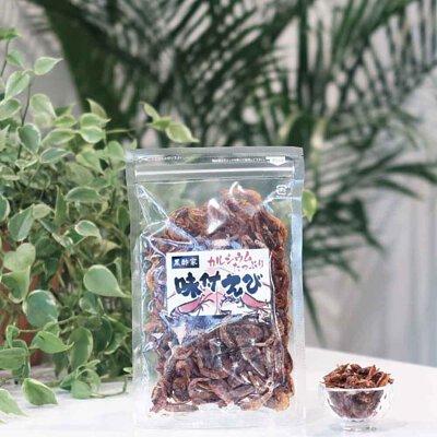 日本脆蝦 (甜味) (50克 細裝)