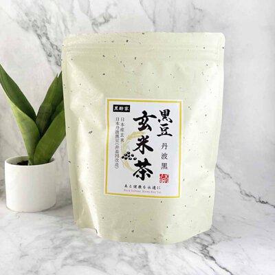 [新品推介] 日本黑豆玄米茶 (300克/30茶包 大裝) - 原價$228.00