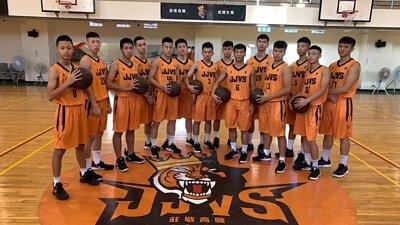 莊敬高職籃球隊