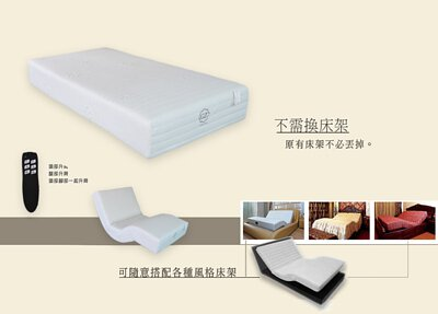 "<img src=""No-need-to-change-bed-frame.jpeg"" alt=""古洛奇電動床墊-不需要換床架1"">"