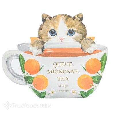 淘氣貓紅茶