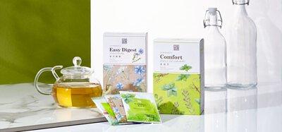 香草集販售天然花草茶,花茶,無咖啡因,無農藥殘留