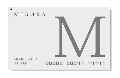 成為 MISOKA 會員