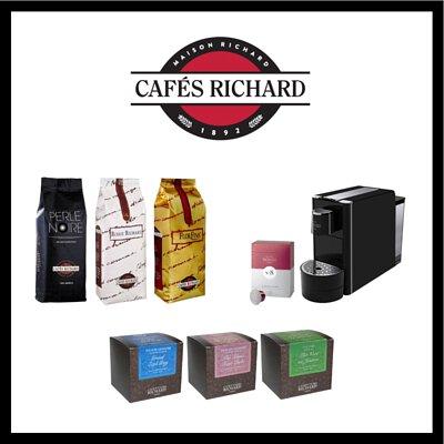 Cafes Richard Coffee and Tea