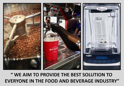 Beverage Solutions Coffee, Machines, Blenders