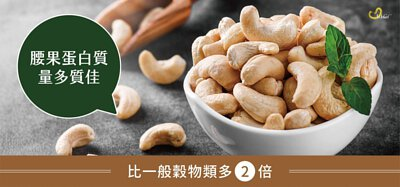 高蛋白堅果類