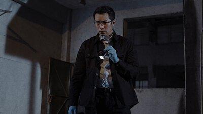 張孝全 在影集 誰是被害者 劇中飾演患有亞斯伯格症的 鑑識官