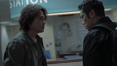 王識賢 在 誰是被害者 中 飾演 刑警 角色