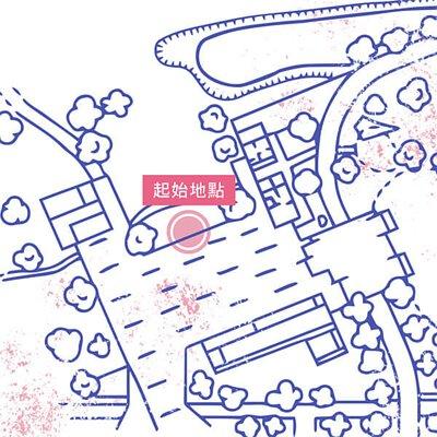 遺落夢境 遊戲起始地點 位在斬龍山公園