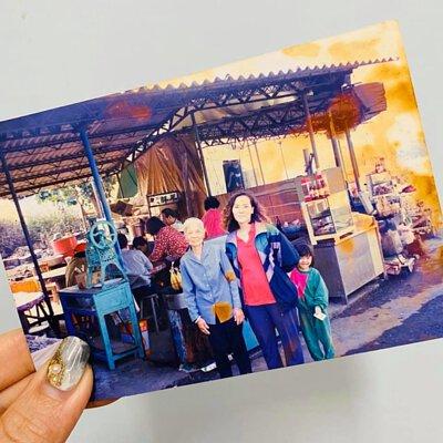 部落格-海濤客泛黃的舊照片