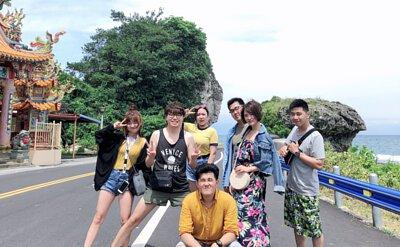 部落格-花媽也在琉球