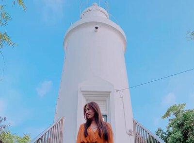 部落格-小琉球的白色燈塔