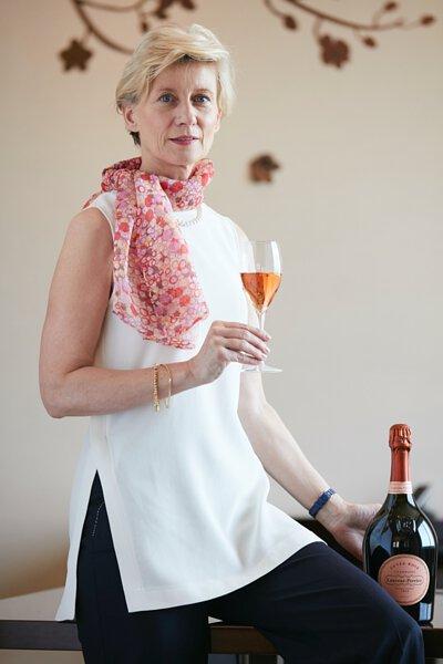 Alexandra Pereyre de Nonancourt, Owner of Laurent Perrier Champagne House