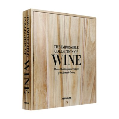 Assouline Collection of Wine