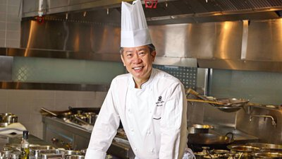 Chef Paul Lau