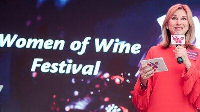 Women of Wine Festival - Debra