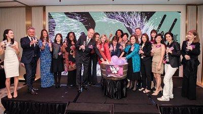 Women of Wine Festival Launch 2018