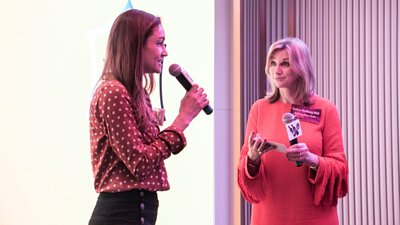 Celebration on Women of Wines- Women of Wine Festival and the 2018 Veuve Clicquot Business Woman Award Launches in Hong Kong