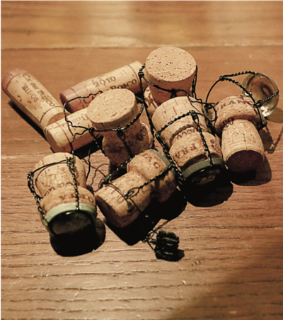 the corks of Cuvée Annamaria Clementi label were removed, unfolding a world of finess to tasters.