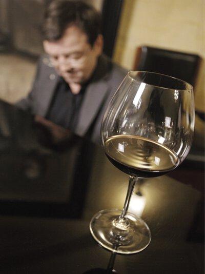 Head of Austrian Wine Marketing Board, Willi Klinger, serves as an advocate
