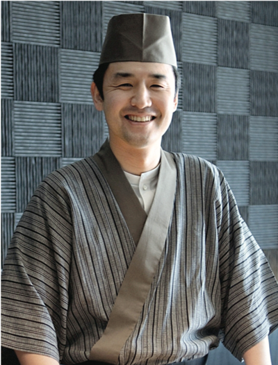 "Chef Imaizumi, a true master of Tokyo's authentic ""Edo-mae"" style of traditional sushi cuisine."