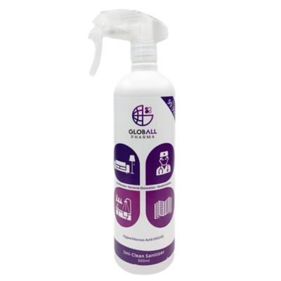 Globall Pharma Uni-Clean Sanitizer