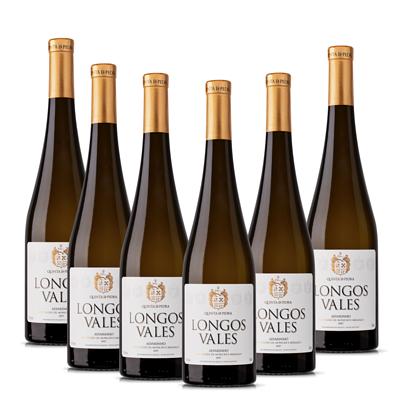 LONGOS VALES Alvarinho 2017 x 6 bottles