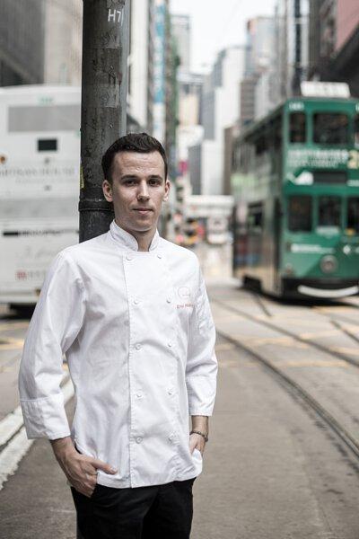Eric Räty Chef de Cuisine, Arbor