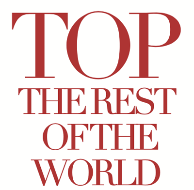 Top The Rest of The World