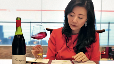 Master of Wine, Jeannie Cho Lee: To share is to love
