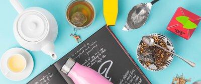 01LIV, tea accessories