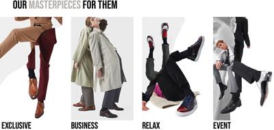 DIS men shoes