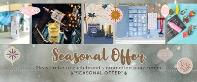 swanselect seasonal offer