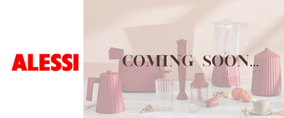 Alessi coming soon